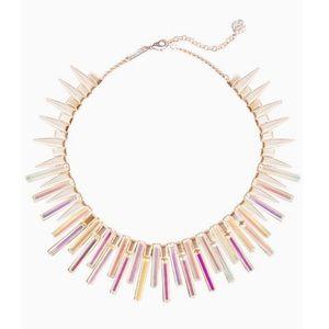 RARE Kendra Scott Kaplan Rose Gold Necklace
